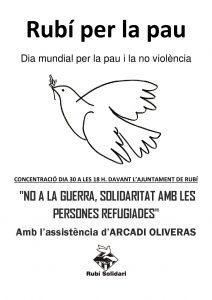 Rubí per la pau